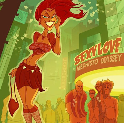 sexy love artwork
